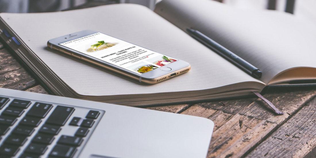 Realizzazione grafica e invio Newsletter Ristorante La Locanda di Pietracupa