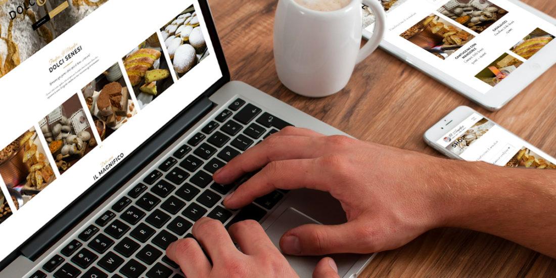 SG Consulting e-commerce Panificio Il Magnifico Siena