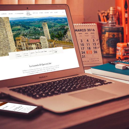 Sito web Affittacamere La Locanda di Quercecchio